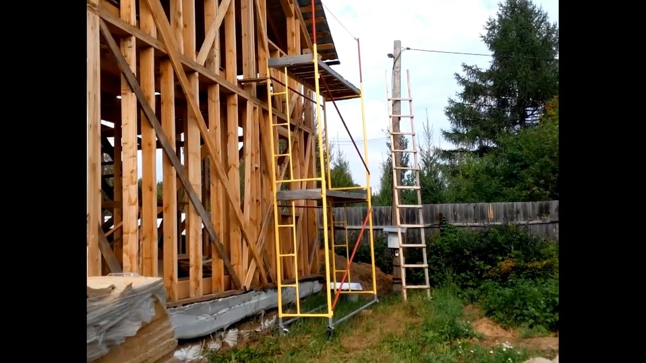 Как сварить строительные леса своими руками фото 546