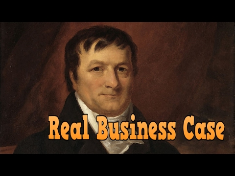 MBA Cases - John Jacob Astor: American Fur Company and Real Estate Investing