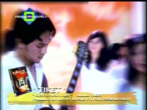 Tiket - Cinta Yang Lain (Official Video Clip)