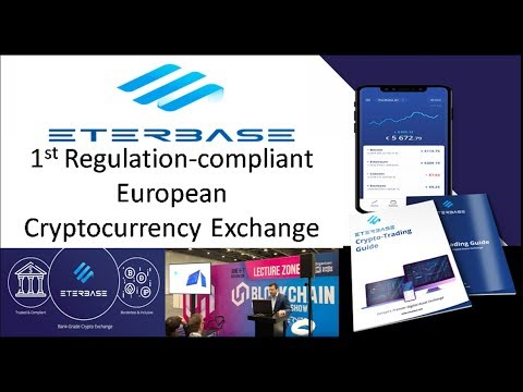 1st regulation-compliant European exchange with Debit Card I IBAN I Free Crypto E-Book - ETERBASE