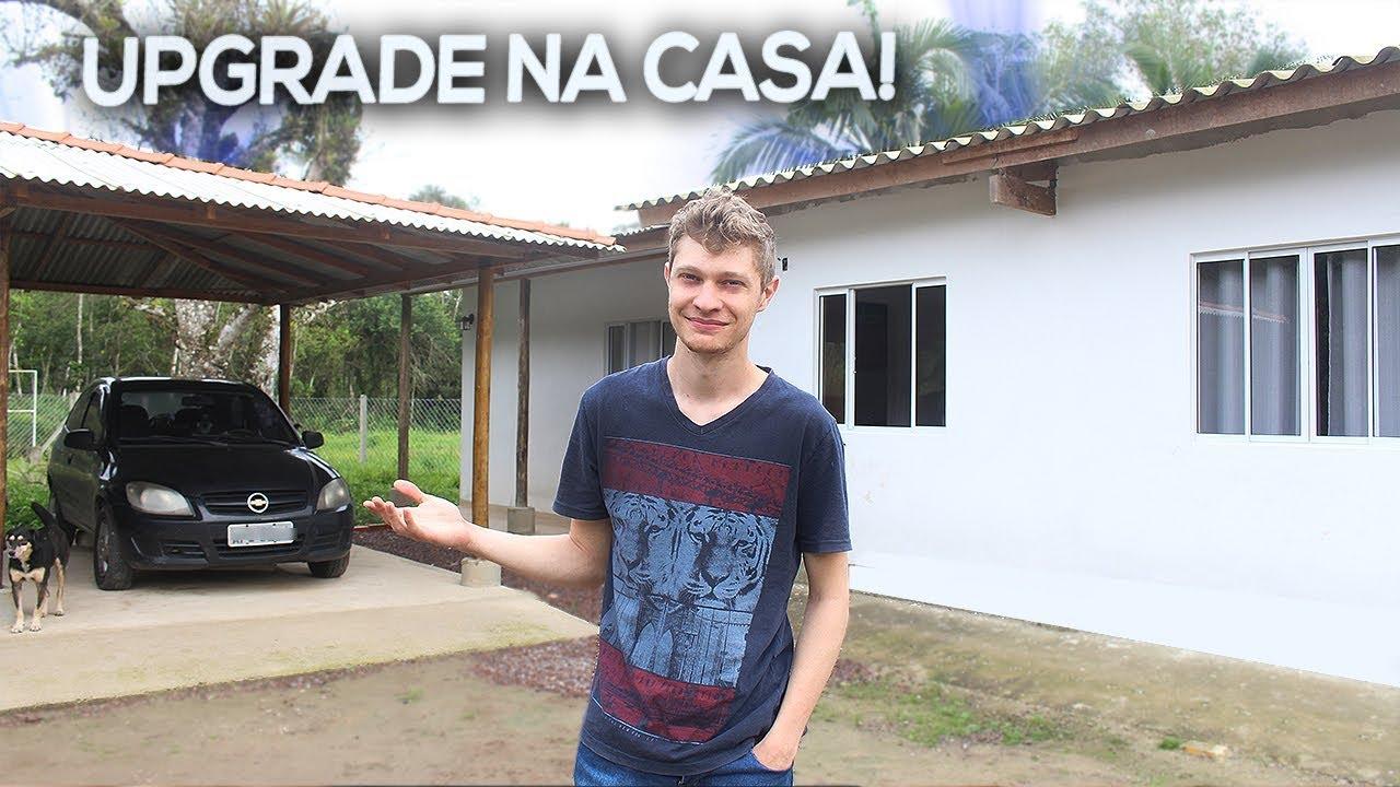 MINHA NOVA CASA E O SONHADO ESTÚDIO DE VÍDEOS!