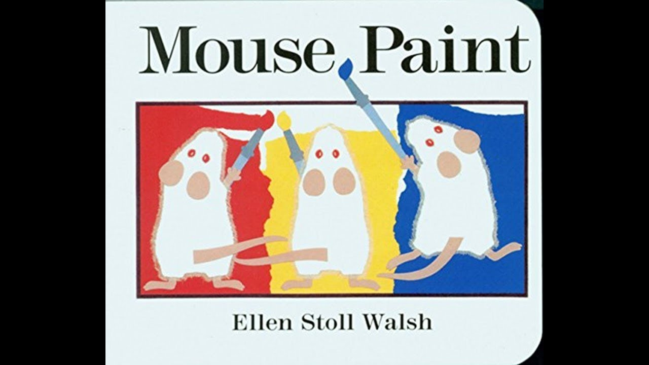 Mouse Paint Youtube