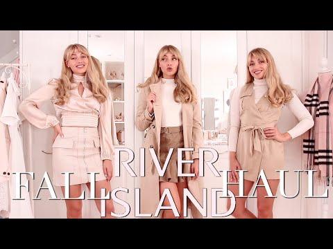 RIVER ISLAND Autumn 2019 Try On Haul! ~ Autumn Fashion Edit ~ Freddy My Love