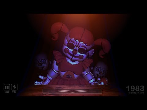 Full Download] Fnaf 6 Ballora In The Salvage Test