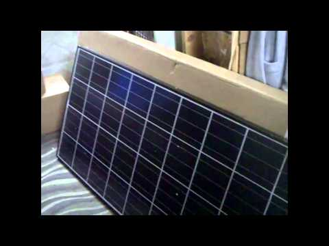 Off Grid Solar and Wind Installation Part One