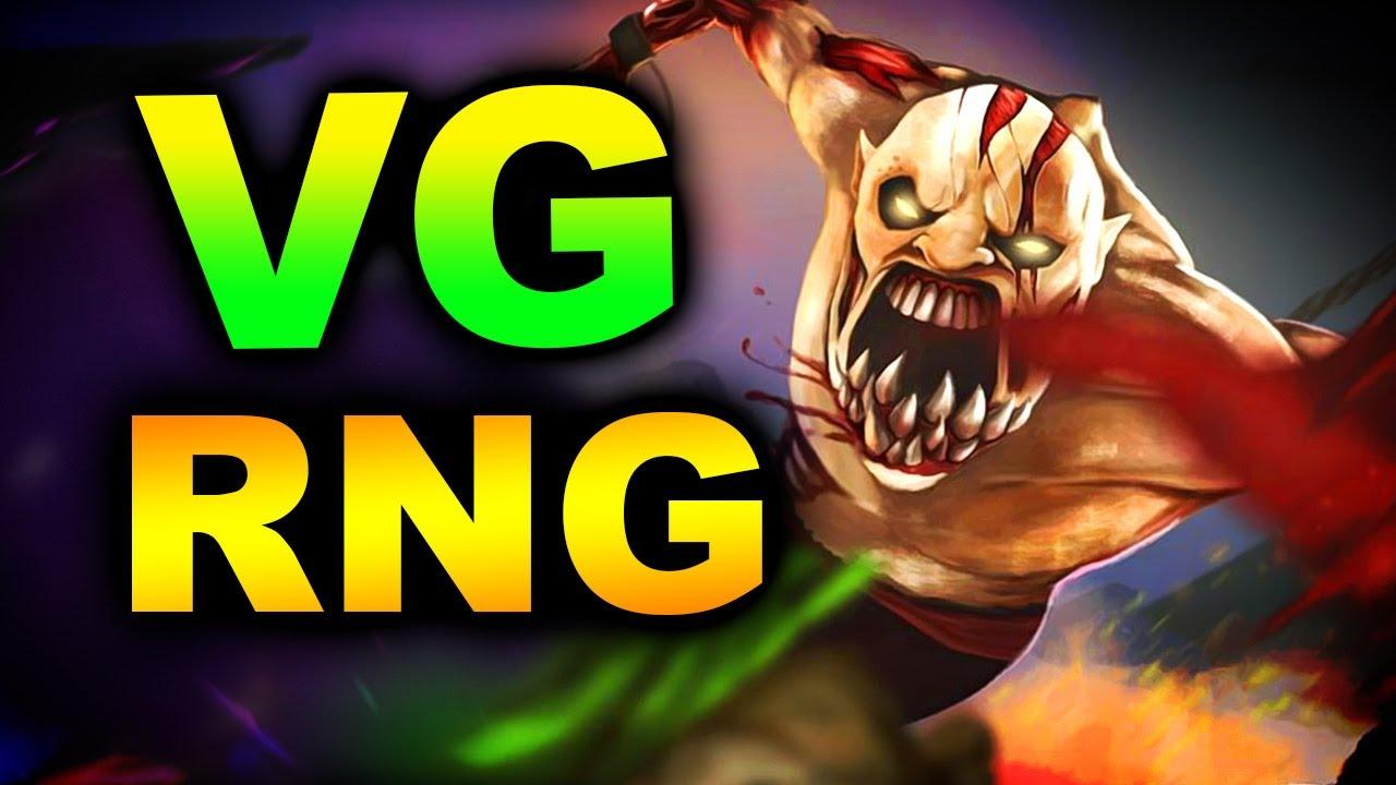 VICI GAMING vs RNG - SEMI-FINAL - I-LEAGUE 2021 DOTA 2