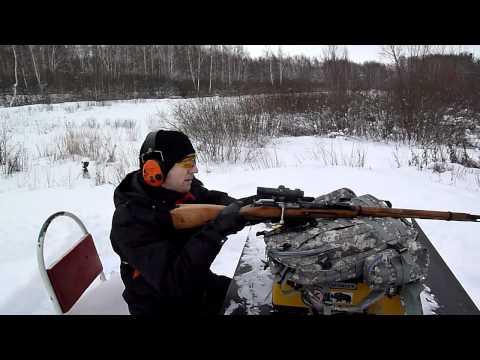 Cнайперская винтовка Мосина (KO 91/30)  / Mosin  Sniper Rifle