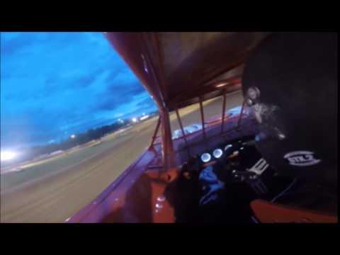 Ben Garner at Camden Speedway 4-18-15