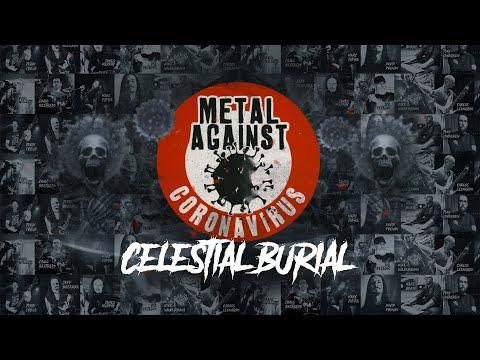 Metal Against Coronavirus - Celestial Burial (Lyric Video)