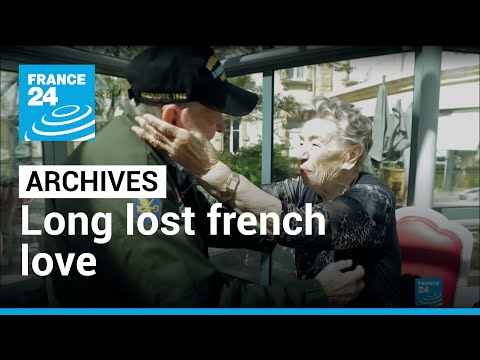 AJ - Bonus #GoodNews:  75 Years after D-Day, Lovebirds Reunite