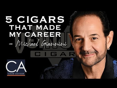 5 Cigars That Made My Career: Michael Giannini, General Manager Of Ventura Cigars