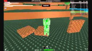 RRG:Roblox game Creeper