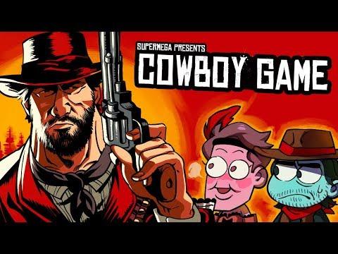 SuperMega Play Cowboy Game thumbnail