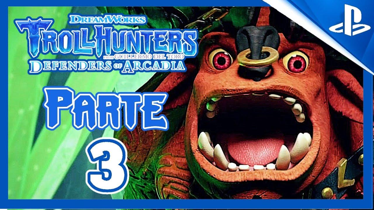 Download TROLLHUNTERS Defenders of Arcadia Gameplay Español - Parte 3 (1080p 60fps) ⚔️