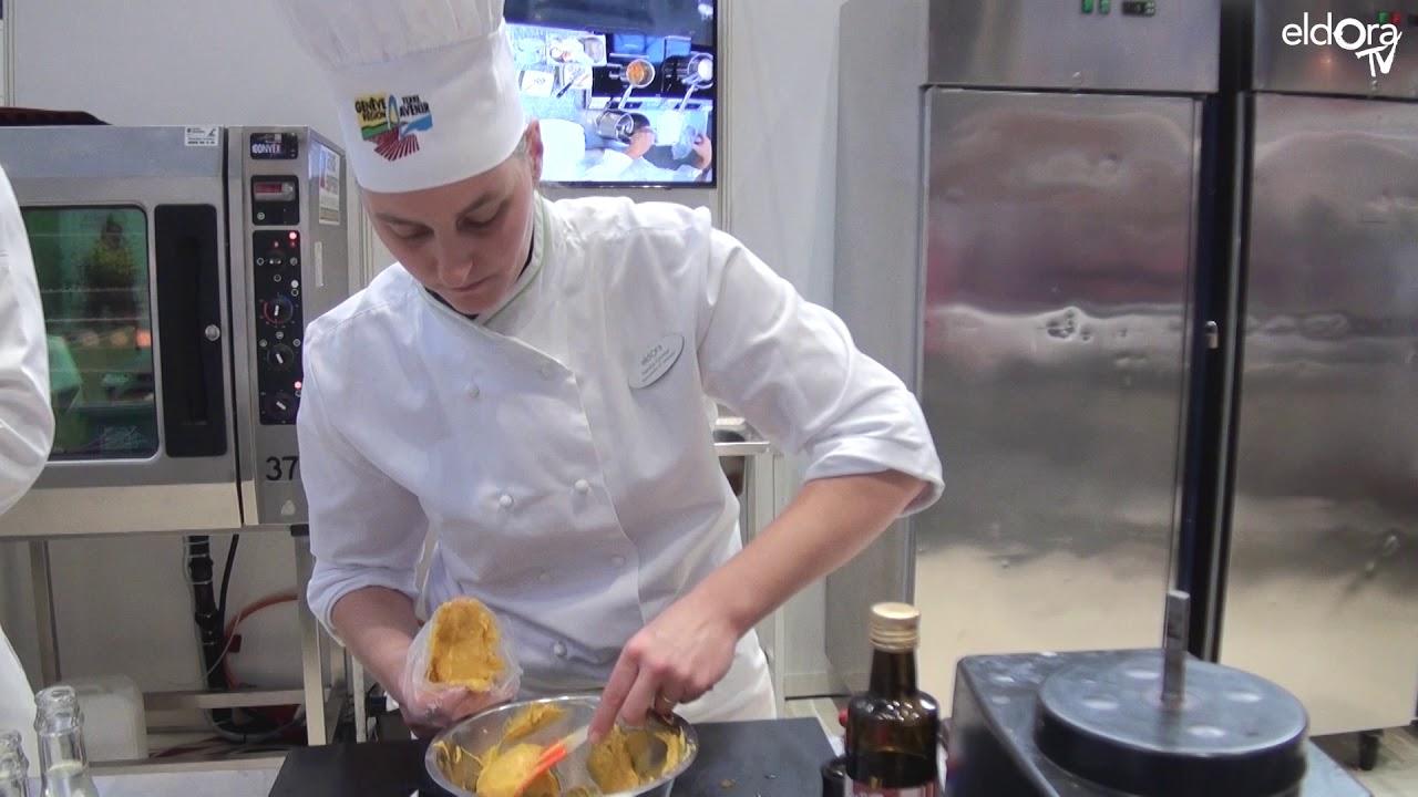 La Cheffe Sandra Cormier en finale du concours culinaire