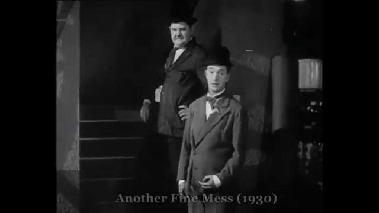 Another Fine Mess (1930) Laurel & Hardy - http://kck.st/1IJjopC