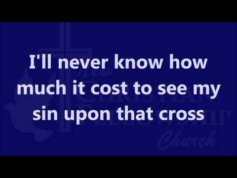 Here I Am To Worship - Israel Houghton - Lyrics