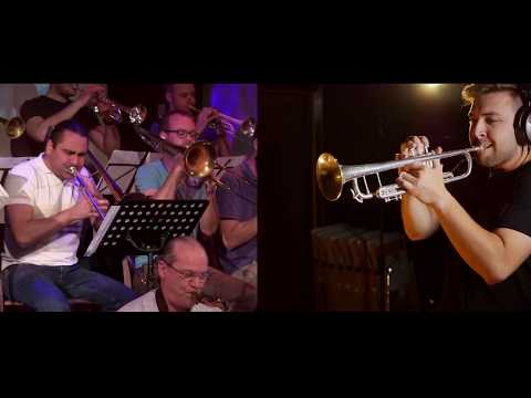 BJC Big Band Feat. Louis Dowdeswell, Ryan Quigley & Andy Greenwood - Give It One (Maynard Ferguson)