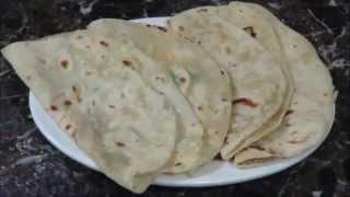 Roti Chapati Indian Bread Роти Чапати Индийские Лепёшки