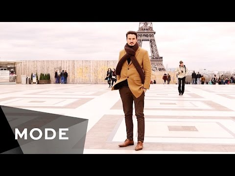 Sexy Men of Paris | Style Spotting ★ Mode.com