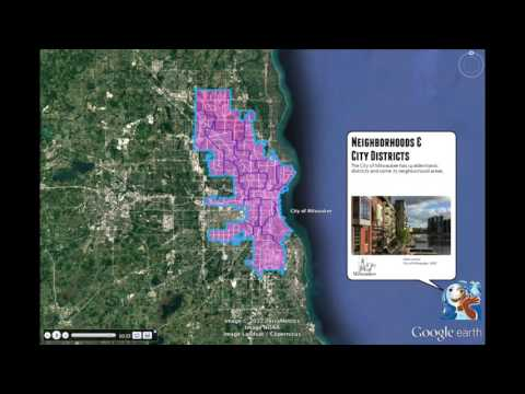 Milwaukee Community Map