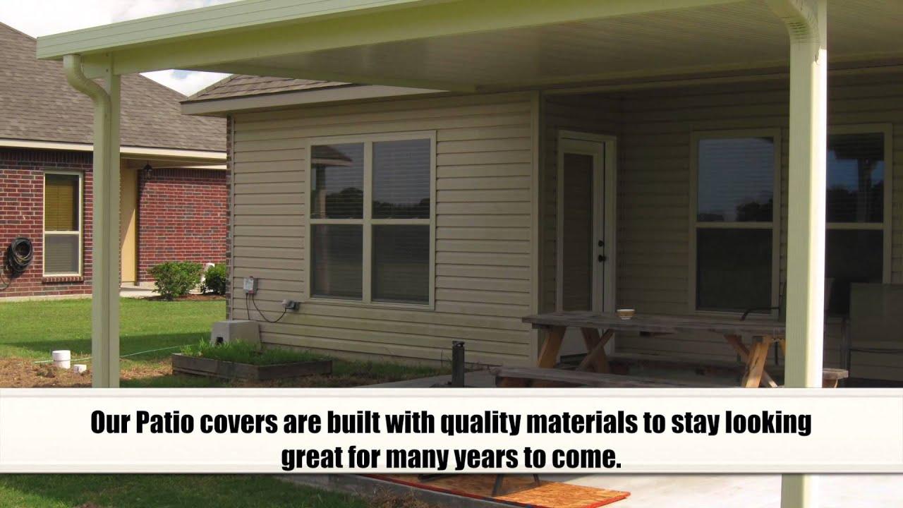Patio Cover By Liberty Home Improvement South | Lafayette, LA