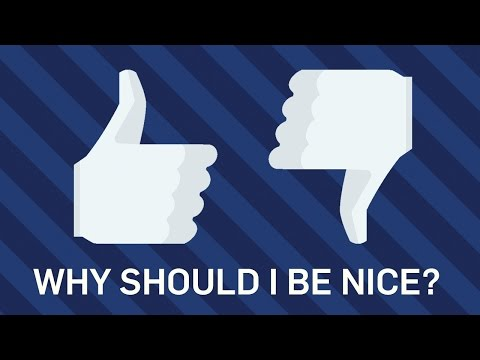 Why It Pays To Be Nice, According To Science