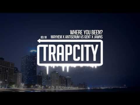 Mayhem x Antiserum vs Gent x Jawns - Where You Been?