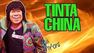 LA MONA JIMENEZ - TINTA CHINA (KARAOKE)