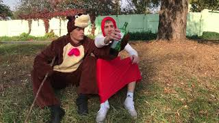 Маша и Медведь 20 лет спустя 1 серия