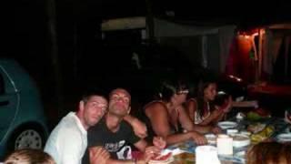 CAMPING ROSAPINETA 2008