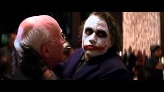 Doppiaggio Joker - Discorso a Rachel (ITA)