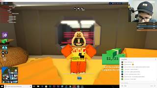 PLAYING ROBLOX GIVEAWAY SOON...