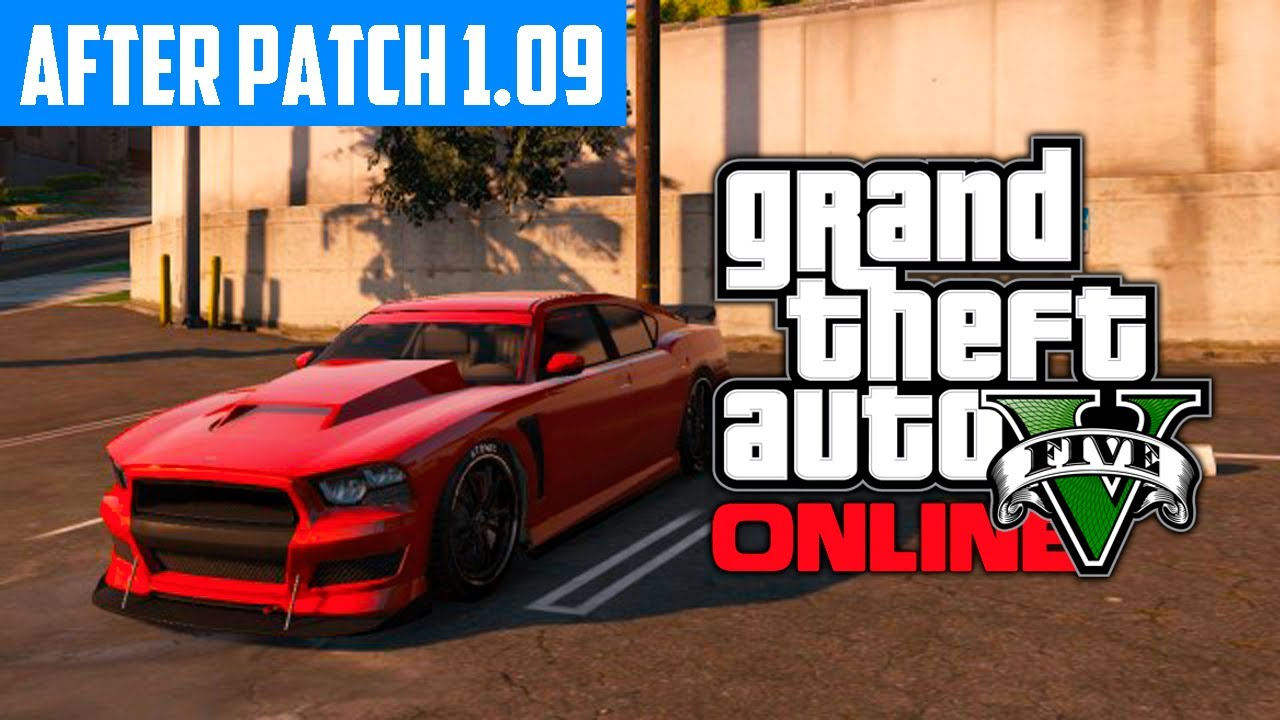 Gta 5 online how to get franklin s buffalo other single player cars after 1 09 gta v youtube