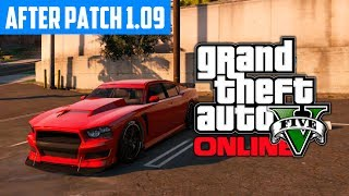 GTA 5 Online: How To Get Franklin's Buffalo & Other Single Player Cars After 1.09! (GTA V)