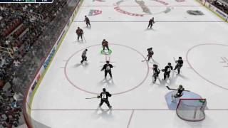 NHL 09 PC Gameplay HD