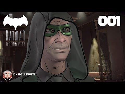 Batman: The Enemy Within #001 - Das Enigma [PS4] Let's Play Batman