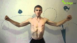 видео Волевая гимнастика Анохина: комплекс упражнений бесплатно