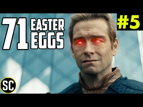 The Boys 2x05 BREAKDOWN: Every Easter Egg and Reference + Stormfront's Master Plan REVEALED?