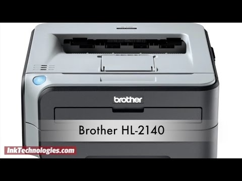 Brother HL 2140 Instructional Video