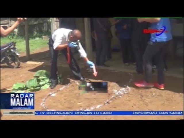 Kontak Motor Hilang, Paman Tewas Ditikam Keponakan