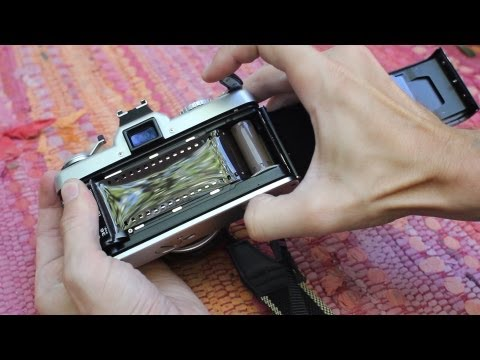 Take Double Exposures With a 35mm Film SLR (How To)