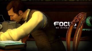 Testament of Sherlock Holmes Trailer XBOX360 PS3 PC