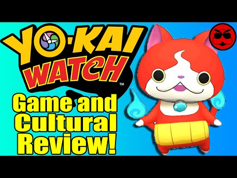 Yo-kai Watch Game and Culture Review! -  Gaijin Goombah