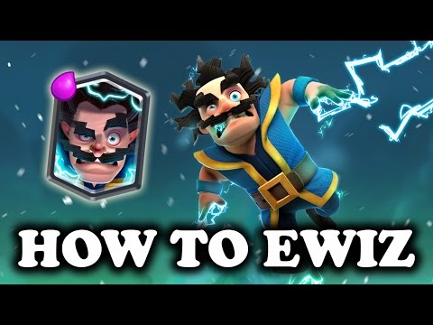 Clash Royale | How to Use and Counter Electro Wizard