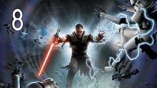Star Wars: The Force Unleashed - Walkthrough Part 8 Gameplay