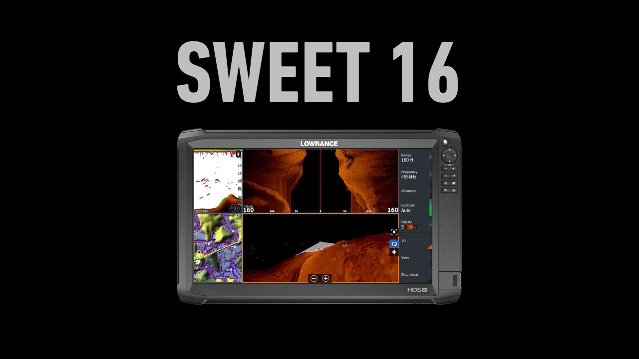 Sweet 16 - The New 16