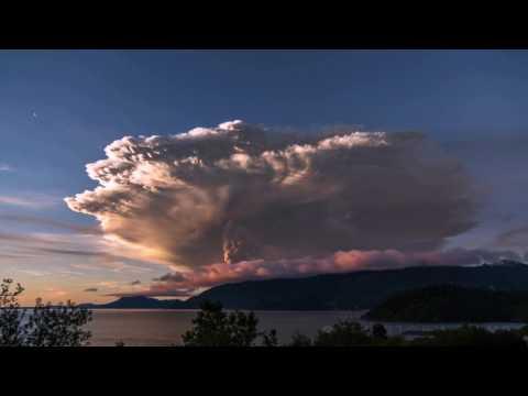 Calbuco (volcano) - eruption