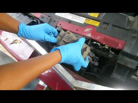 How to diagnose & replace cooling fan controller 1986 to 1991 Cadillac Seville Eldorado Deville