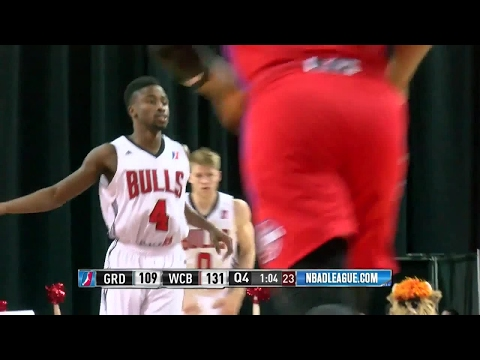 Windy City Bulls with 23 3-pointers against the Drive